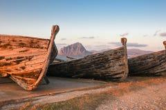 Tuna Boats Stockbilder