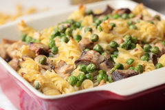 Tuna casserole Royalty Free Stock Image
