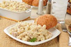 Tuna casserole Stock Image