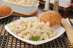 Tuna casserole Royalty Free Stock Photo
