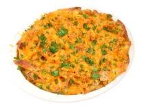 Tuna And Cheese Pasta Bake Royalty Free Stock Images