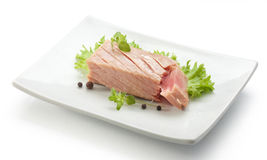 Free Tuna Fillet Royalty Free Stock Image - 57007926