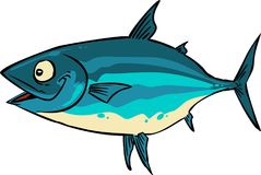 Tuna Fish vector illustratie