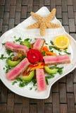 Tuna Fish Fotografia Stock Libera da Diritti