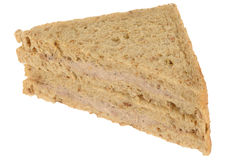 Tuna Fish and Mayo Sandwich Royalty Free Stock Photography