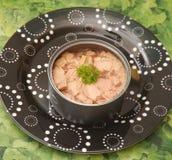 Tuna fish Royalty Free Stock Image