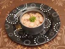 Tuna fish. Some tuna fish in a tin Stock Images