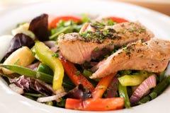 Tuna lunch Stock Image