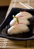 Tuna Nigiri Sushi Royalty Free Stock Photography