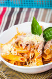 Tuna pasta Stock Images