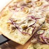 Tuna Pizza Royalty Free Stock Image
