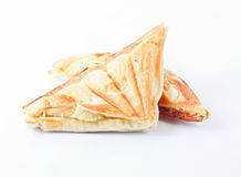 Tuna puff. Royalty Free Stock Photo
