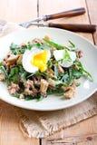 Tuna and rocket salad Stock Images
