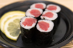 Tuna Roll Stock Images