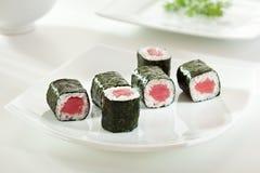 Tuna Roll Stock Photos