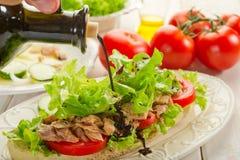 Free Tuna Salad Stock Image - 15938331