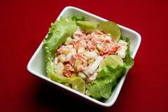 Tuna Salad. Mediterranean healthy food Stock Images