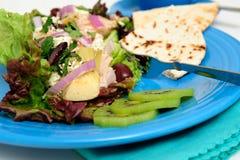 Tuna Salad With Artichoke Hearts Royalty Free Stock Photo