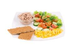 Tuna Salad. Royalty Free Stock Images