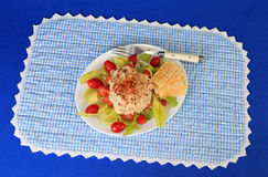 Tuna Salad Lunch Royalty Free Stock Photos