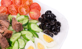 Tuna salad. Royalty Free Stock Images