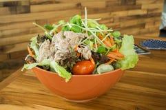Tuna salad Royalty Free Stock Images