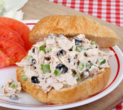 Tuna Salad Sandwich Royalty Free Stock Photos