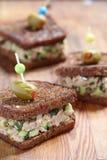 Tuna Salad Sandwich imagenes de archivo
