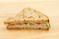 Tuna Salad Sandwich Immagine Stock