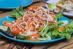 Tuna salad Spicy Stock Photos