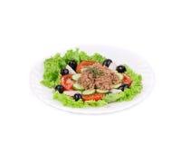 Tuna Salad. Royalty Free Stock Image