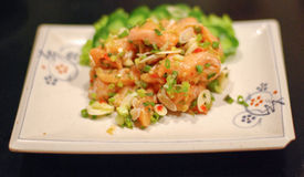 Tuna Sashimi Foto de Stock