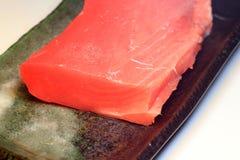 Tuna sashimi food Stock Photos