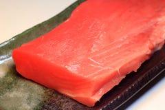 Tuna sashimi food Stock Photography