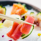 Tuna Sashimi Stock Image