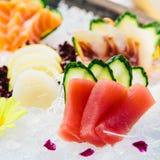 Tuna Sashimi Stock Photos