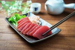 Tuna sashimi Royalty Free Stock Image