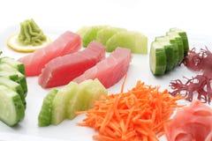 Tuna set Stock Photos