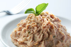 Tuna Spread Royalty Free Stock Image