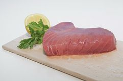 Tuna Steak Stockbilder