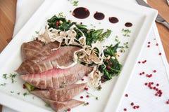 Tuna Steak fotografia stock libera da diritti