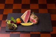 Tuna Steak Fotos de archivo