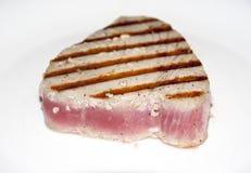 Tuna Steak Stock Foto's