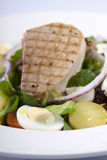 Tuna steak Royalty Free Stock Images
