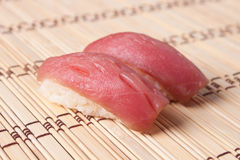 Tuna sushi Royalty Free Stock Image