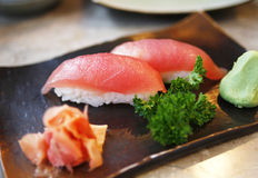 Tuna Sushi Immagine Stock
