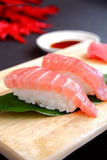 Tuna Sushi Stock Foto's