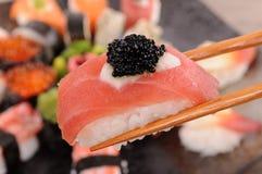 Tuna Sushi Royaltyfri Foto