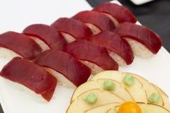 Tuna Sushi Stock Foto