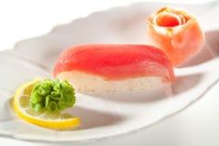 Tuna Sushi Stock Photography